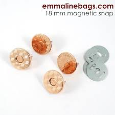 Magnetic Snaps 2 pack 3/4
