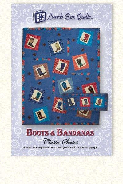 LBQ Boots & Bandanas