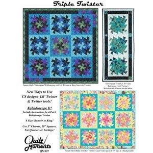 Triple Twister Pattern