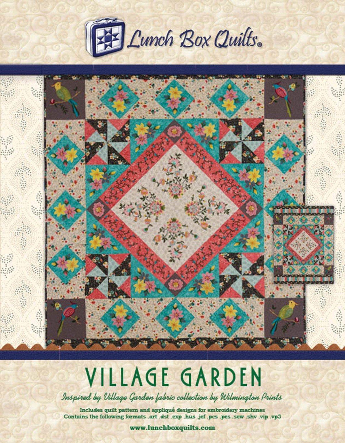 LBQ - Village Garden