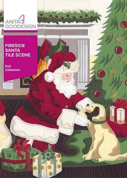 AGD Fireside Santa