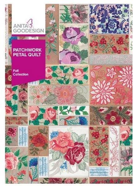 AGD Patchwork Petal Quilt