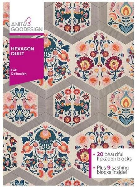 AGD- Hexagon Quilt