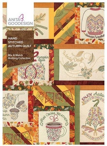 AGD Hand Stitched Autumn Quilt