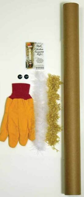 Stick Chicken and Accessory Kit