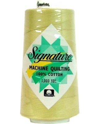 Signature Machine Quilting Cotton - Bamboo