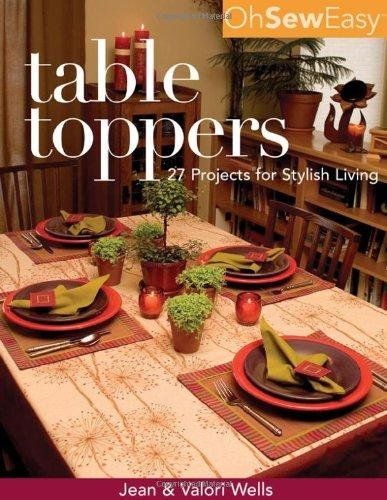 Table Toppers - Oh Sew Easy