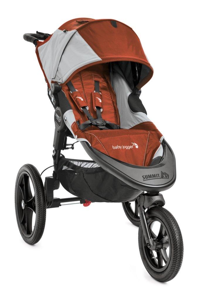 Baby Jogger Summit X3 - Orange / Grey