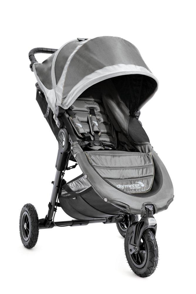Baby Jogger City Mini GT Single - Steel Grey
