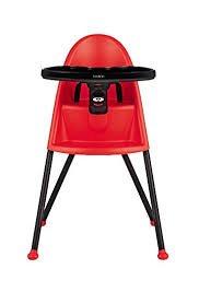 BABYBJORN High Chair RED