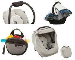 Maxi Cosi Car Seat Accessory Kit