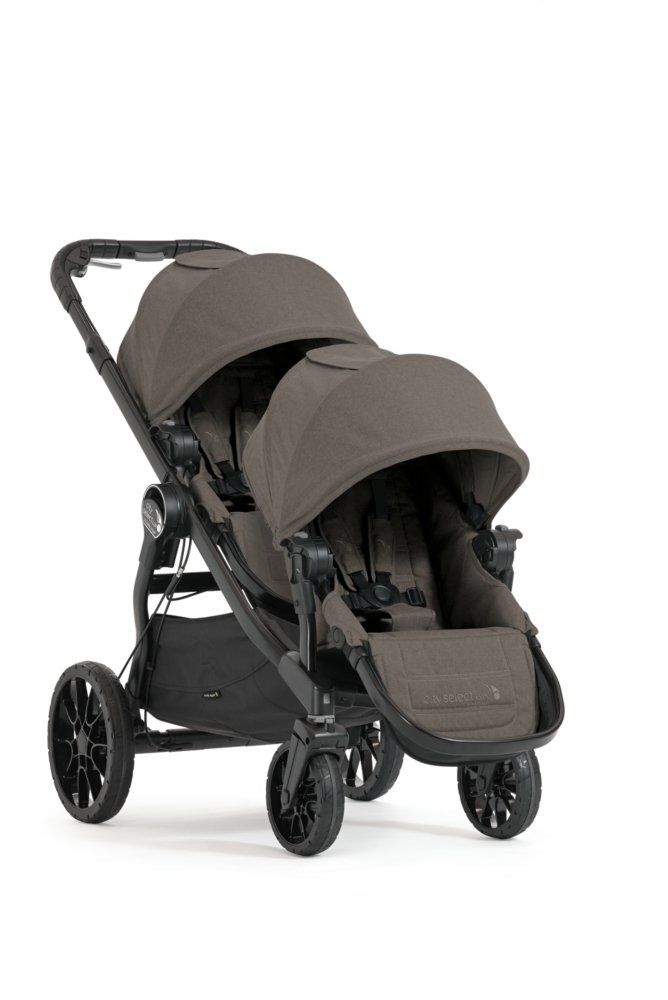 Baby Jogger City Select LUX Second Seat Kit - Taupe