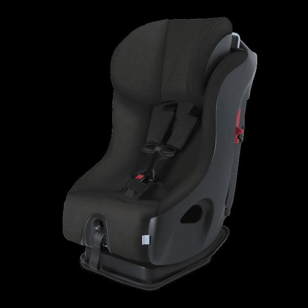 Clek Fllo Convertible Car Seat - Carbon