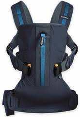 BABYBJORN Baby Carrier One Outdoor - Dark Blue