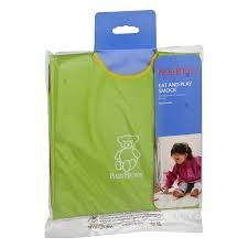 BABYBJORN Long Sleeve Bib GREEN