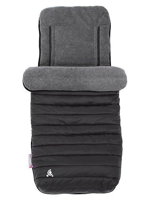 CuddleCo Comfi Snug 2-in-1 Pack Away Footmuff & Liner - Black