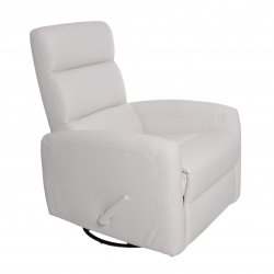 Kidiway Reevo Glider - White (CURBISDE PICK-UP ONLY)