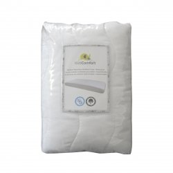 Kidicomfort Quilted Fitted Baby Mattress Cover - 100% cotton - Waterproof