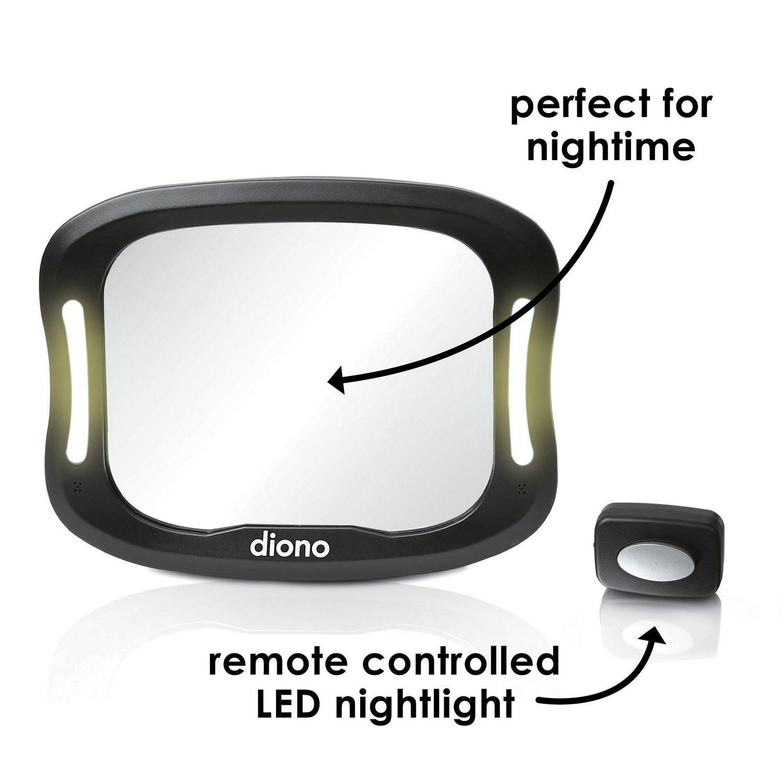 Diono Easy View XXL Mirror in Silver