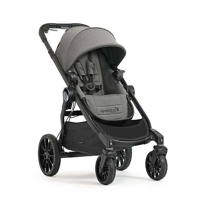 Baby Jogger City Select LUX Stroller - Ash