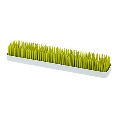Boon PATCH COUNTERTOP DRYING RACK SPRING GREEN/WHITE
