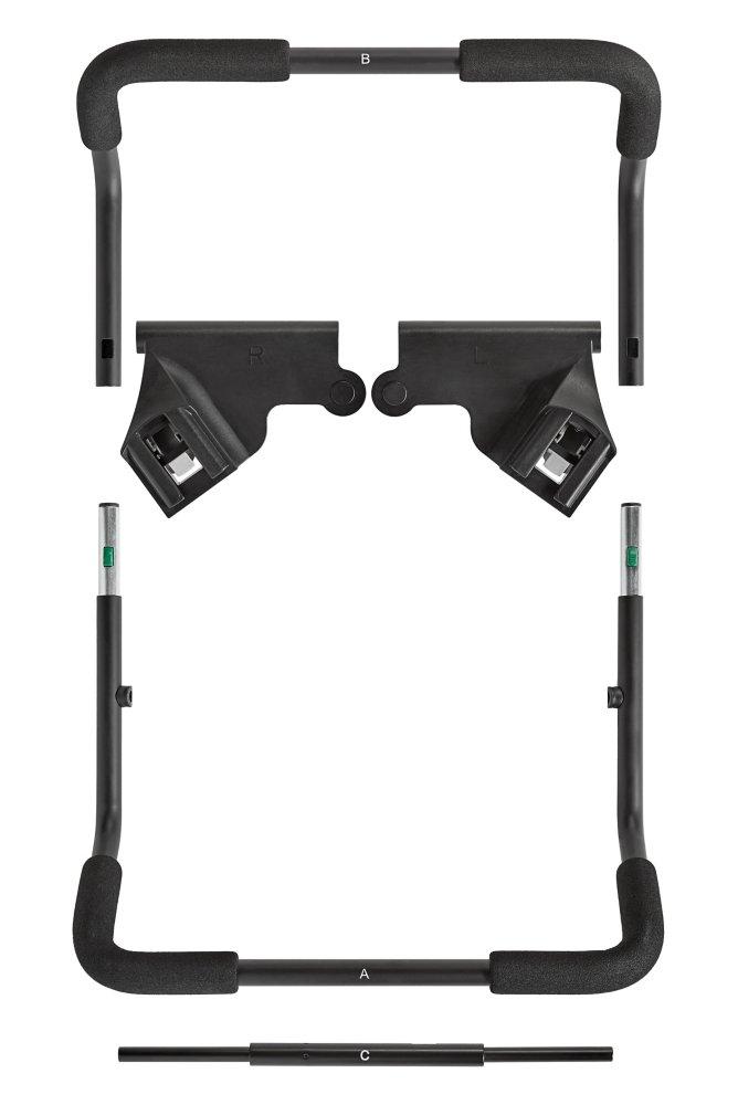 Baby Jogger Car Seat Adaptor-(MiniGT2/Elite2) - Peg/Chicco