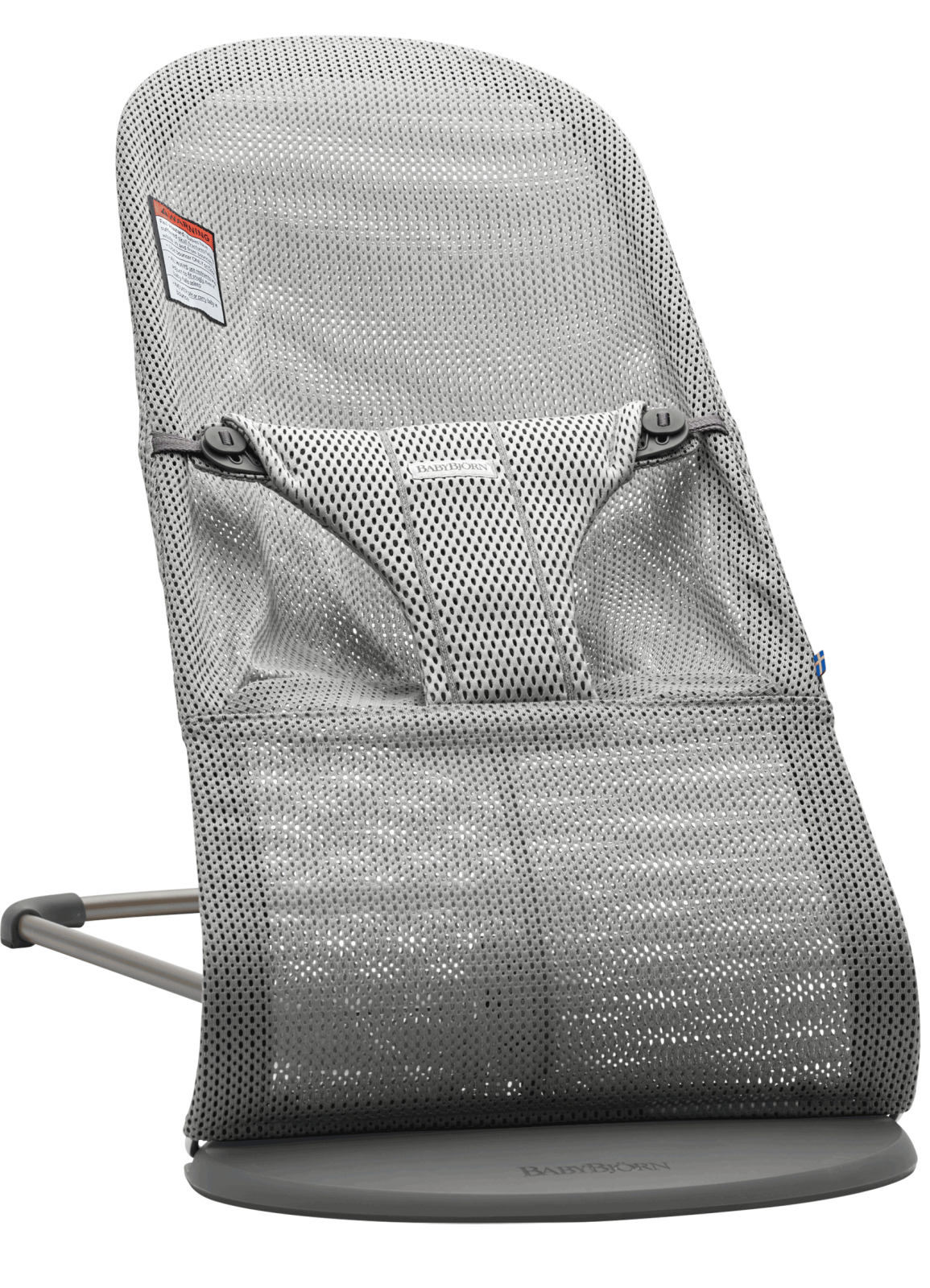 BABYBJORN  Bouncer Bliss, Mesh - Grey
