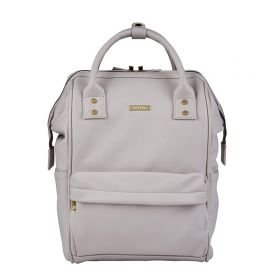 Bababing Mani Backpack - Grey Blush
