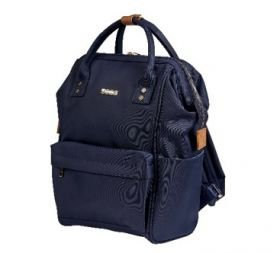Bababing Mani Backpack - Navy
