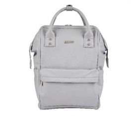 Bababing Mani Backpack - Dove Grey