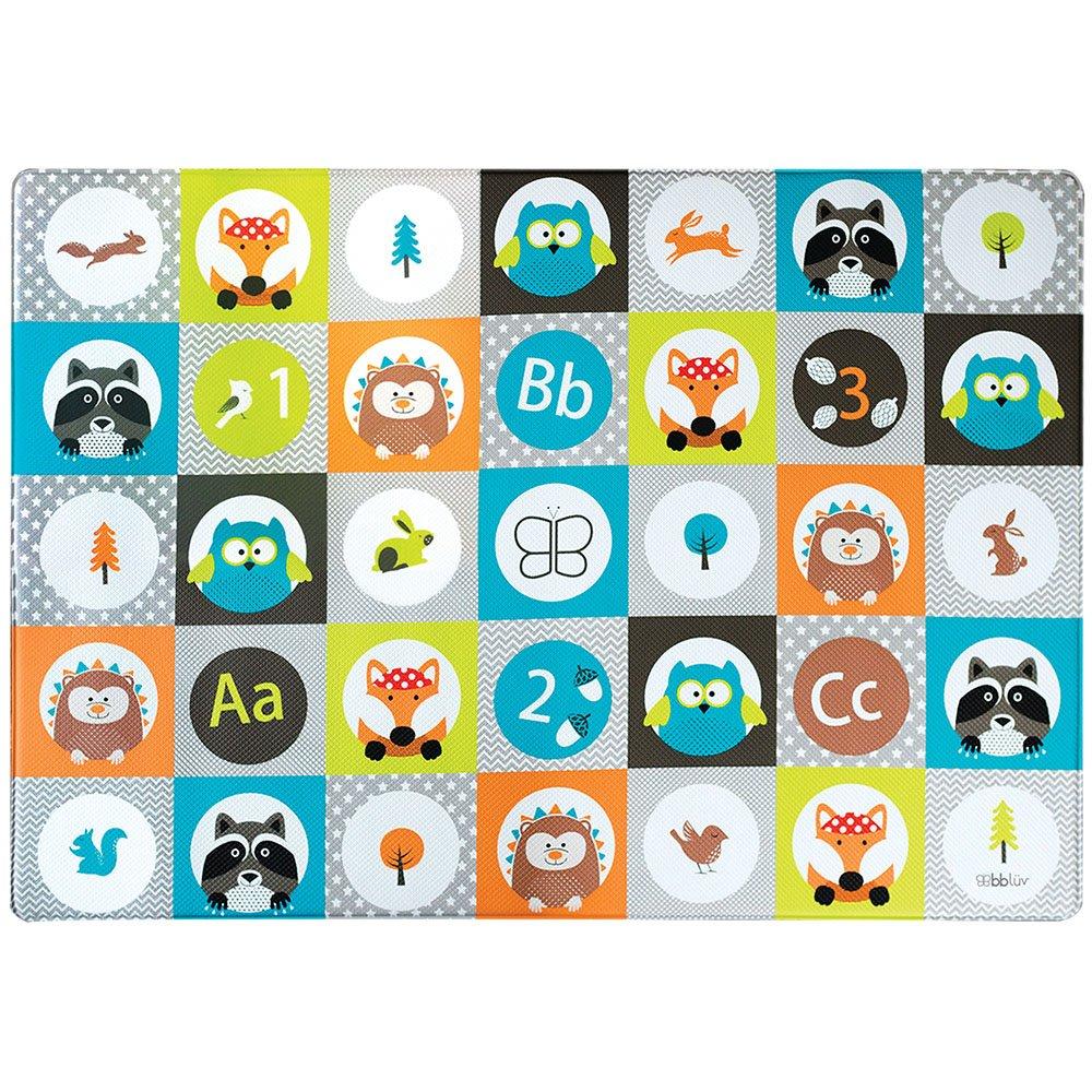 BBLuv Multi - Reversible Playmat (Forest Tiles)