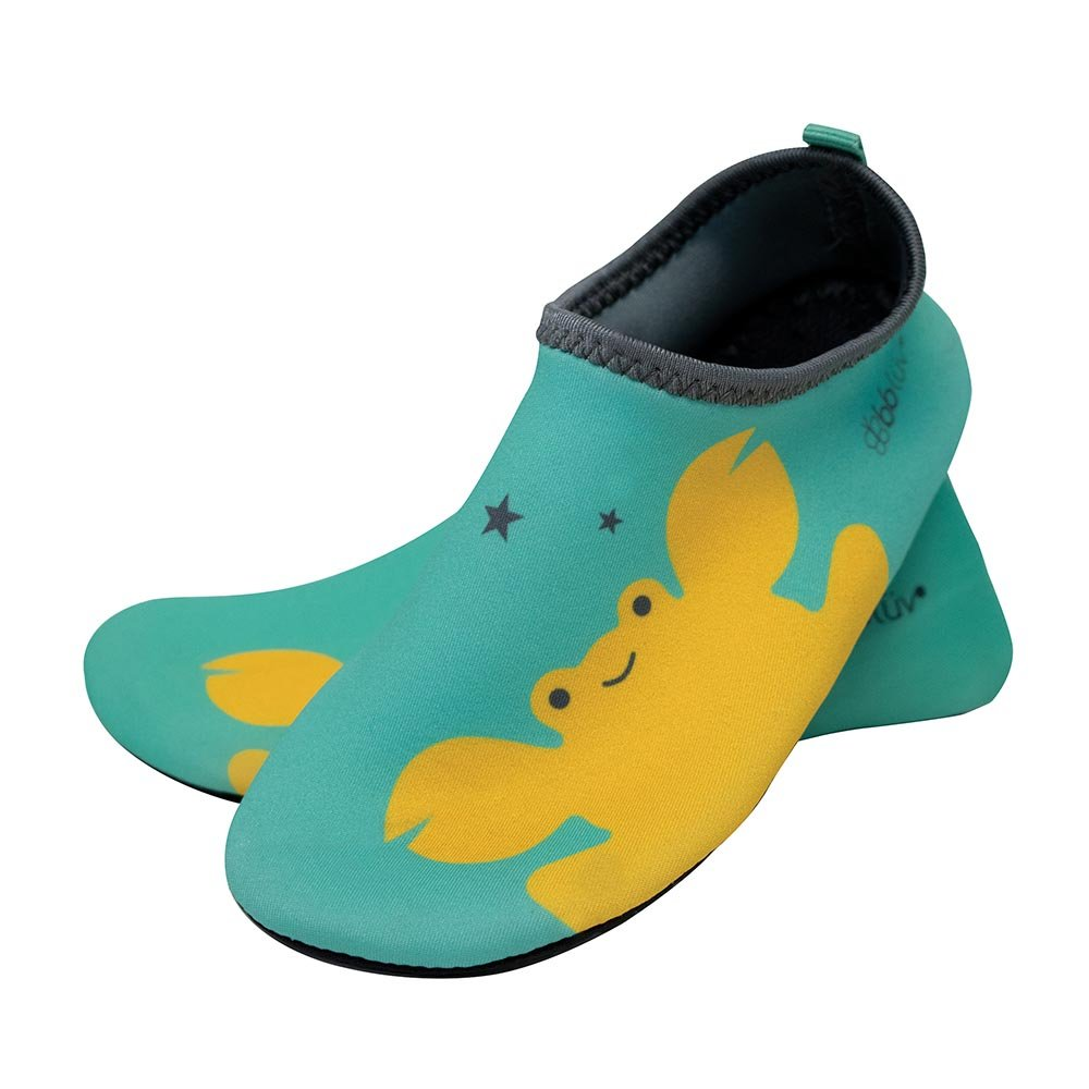 BBLuv Shooz - Neoprene Water Shoes (Aqua - 4-5 years)