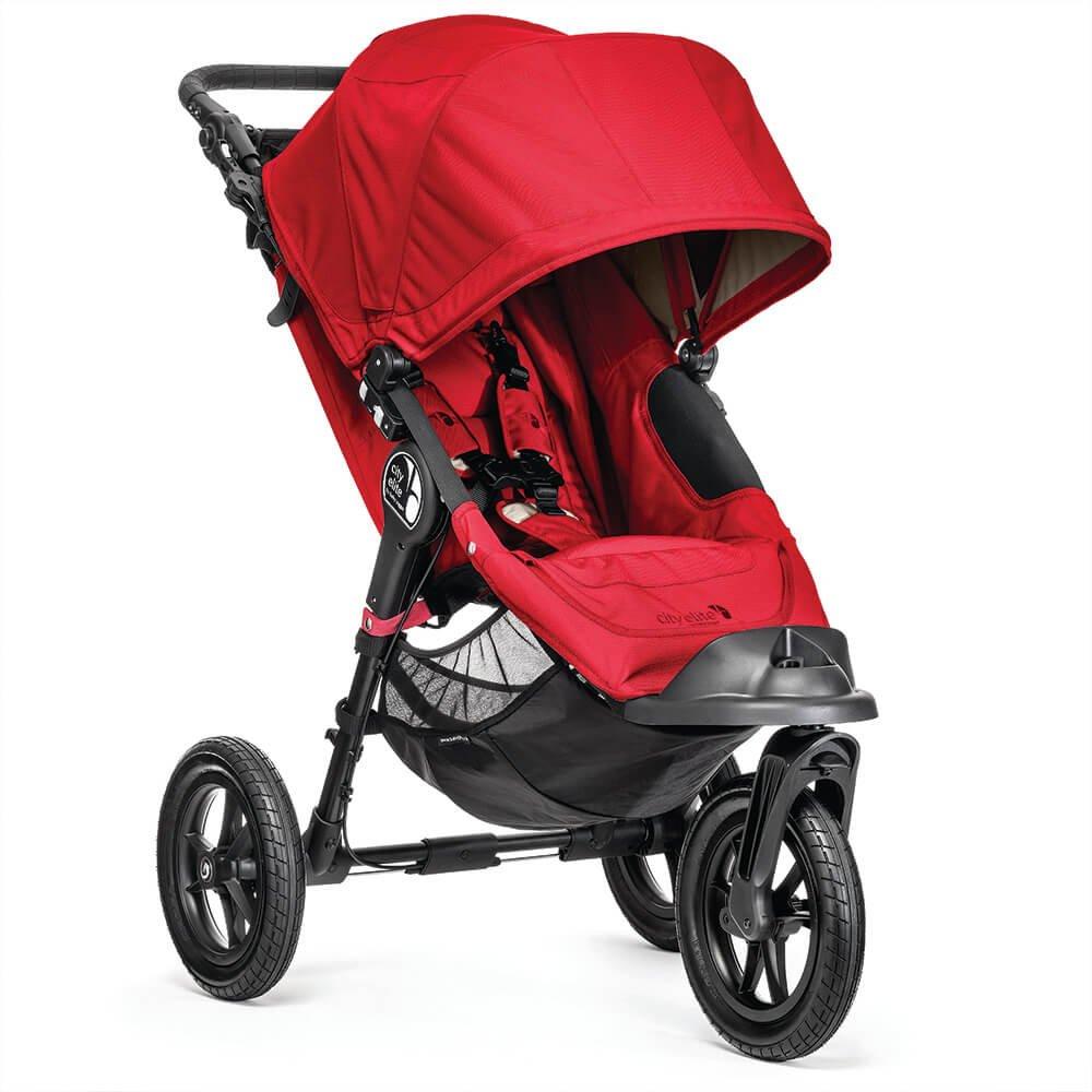 Baby Jogger City Elite Single - Red