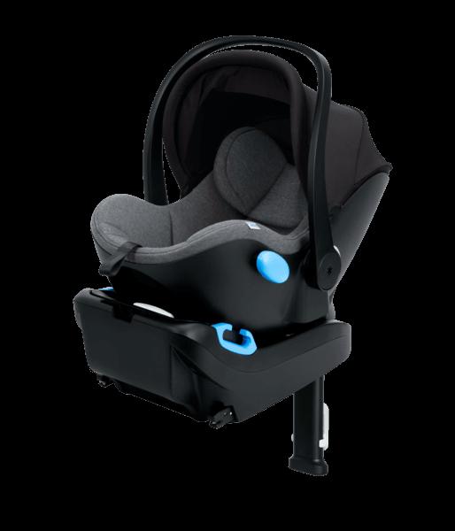 Clek Liing Infant Car Seat - Chrome