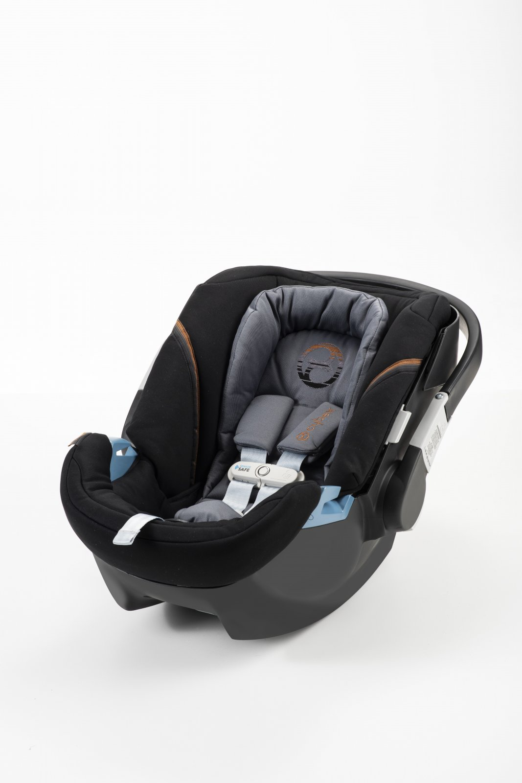 Cybex Aton 2 SensorSafe CAN Pepper Black