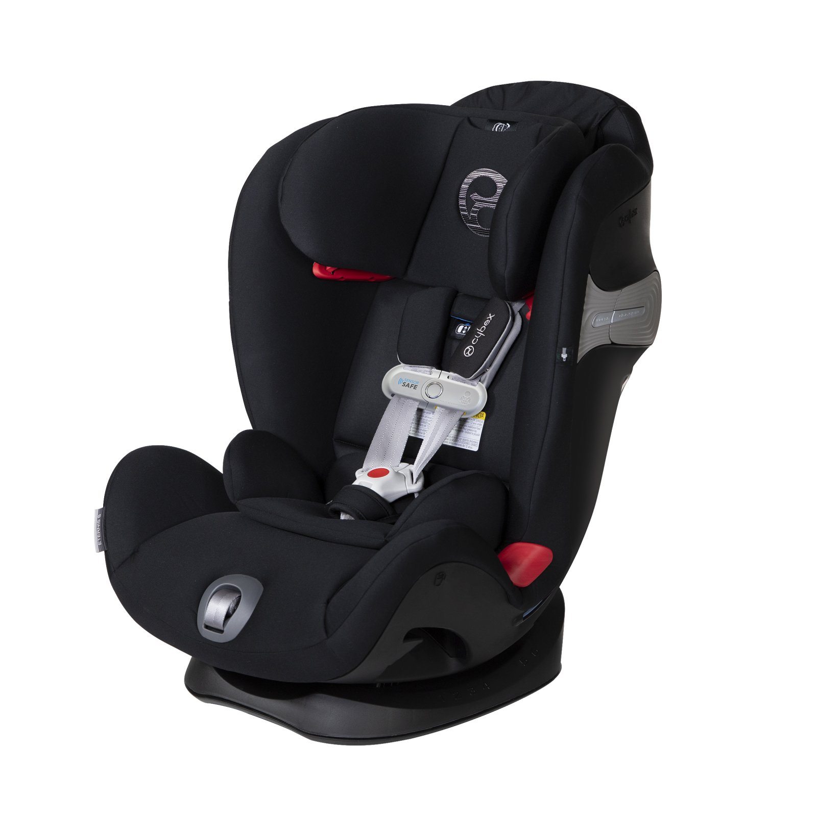 Cybex Eternis S SensorSafe CAN Lavastone Black