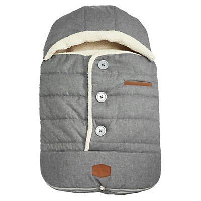 JJ Cole HEATHERED GREY URBAN BUNDLEME - INFANT