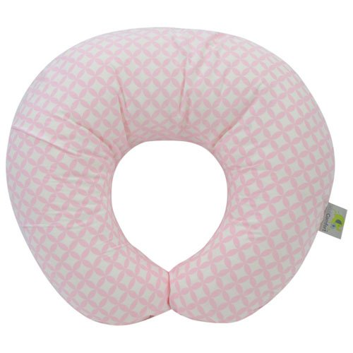 KidiComfort Nursing Pillow - Pink Diamond