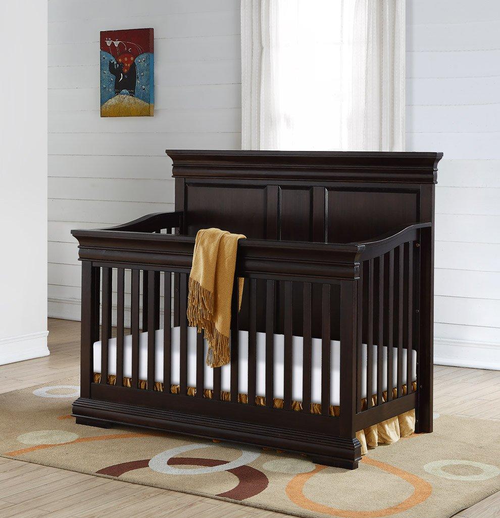 Garnet Convertible Crib - JAVA