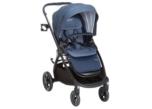 Maxi Cosi Adorra Stroller- Nomad Blue