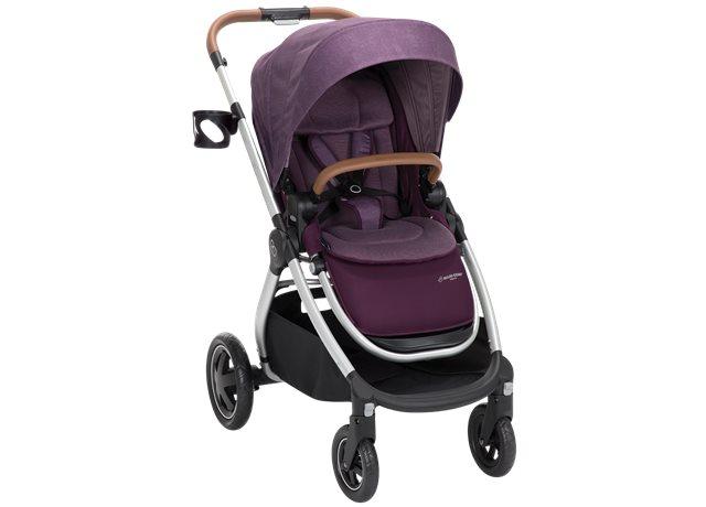 Maxi Cosi Adorra Stroller- Nomad Purple