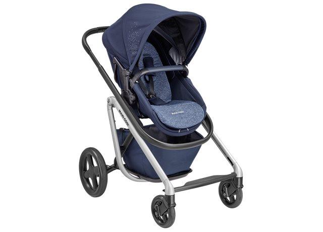 Maxi Cosi Lila Stroller - Nomad Blue