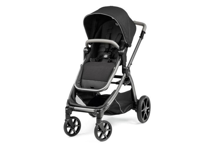 Peg Perego Agio Z4 Stroller - Black Pearl (2021)