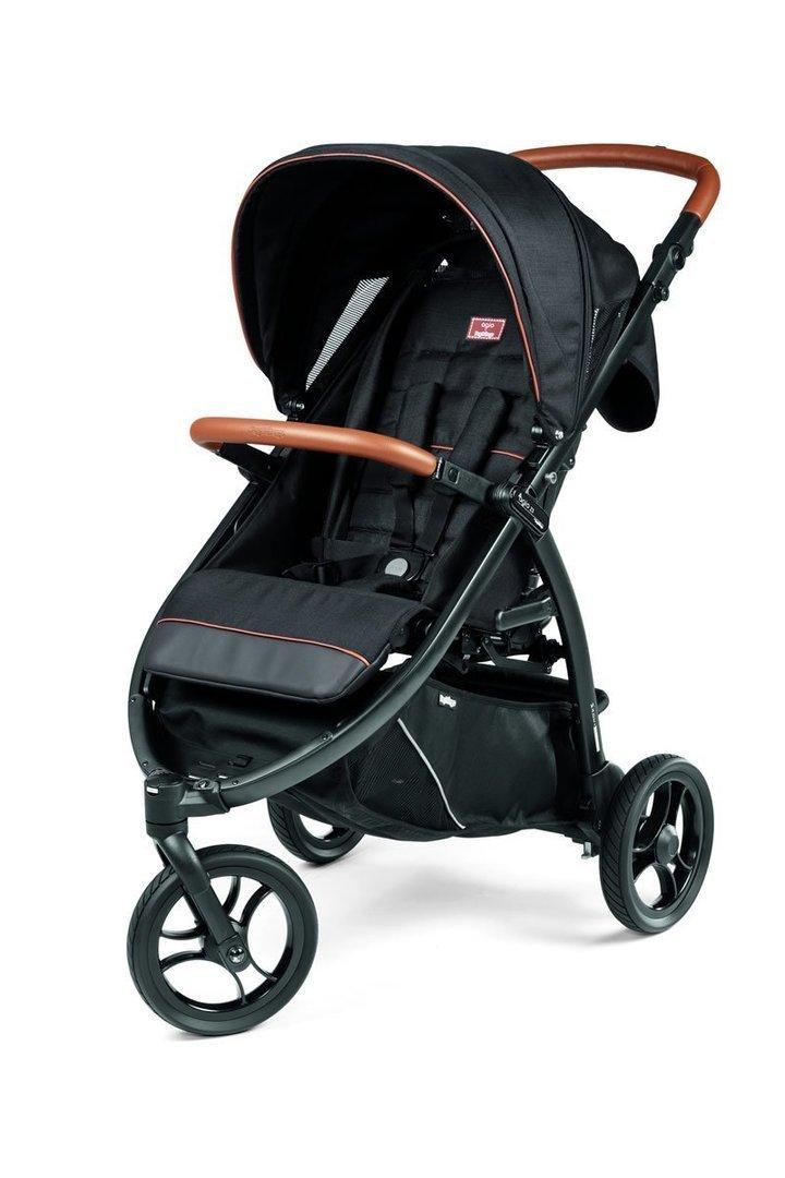 Peg Perego Agio Z3 Stroller - Black