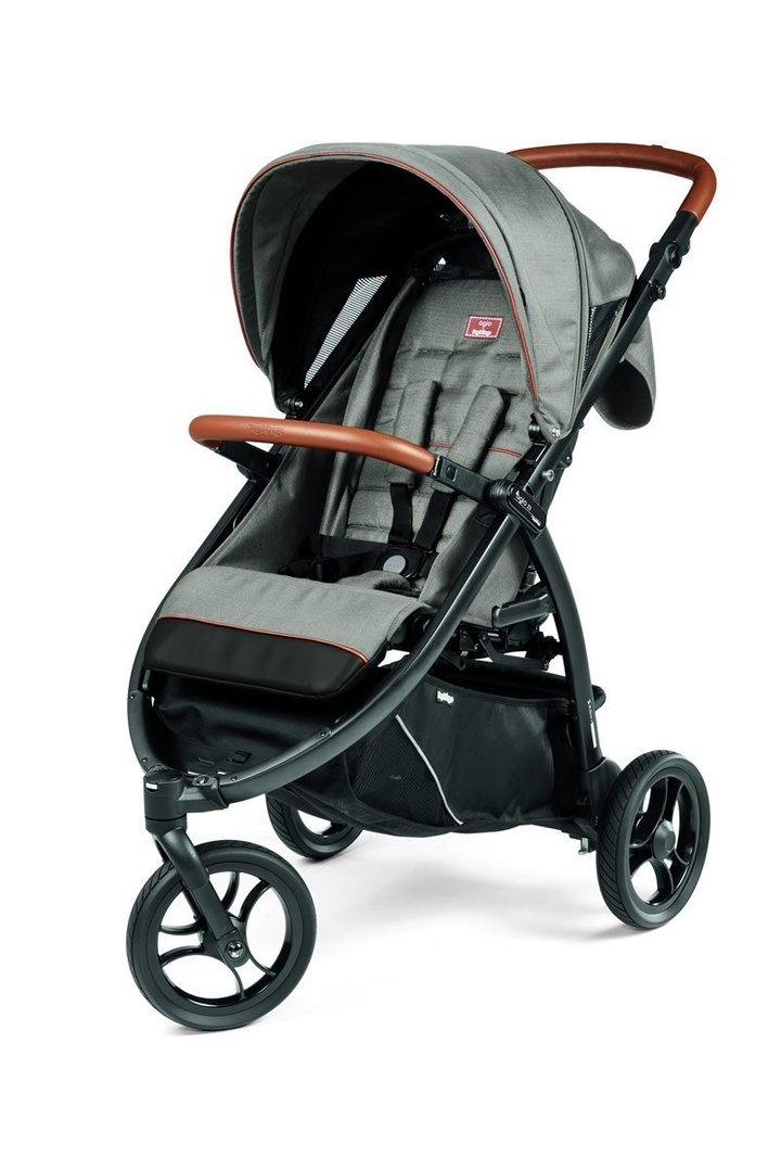 Peg Perego Agio Z3 Stroller - Grey