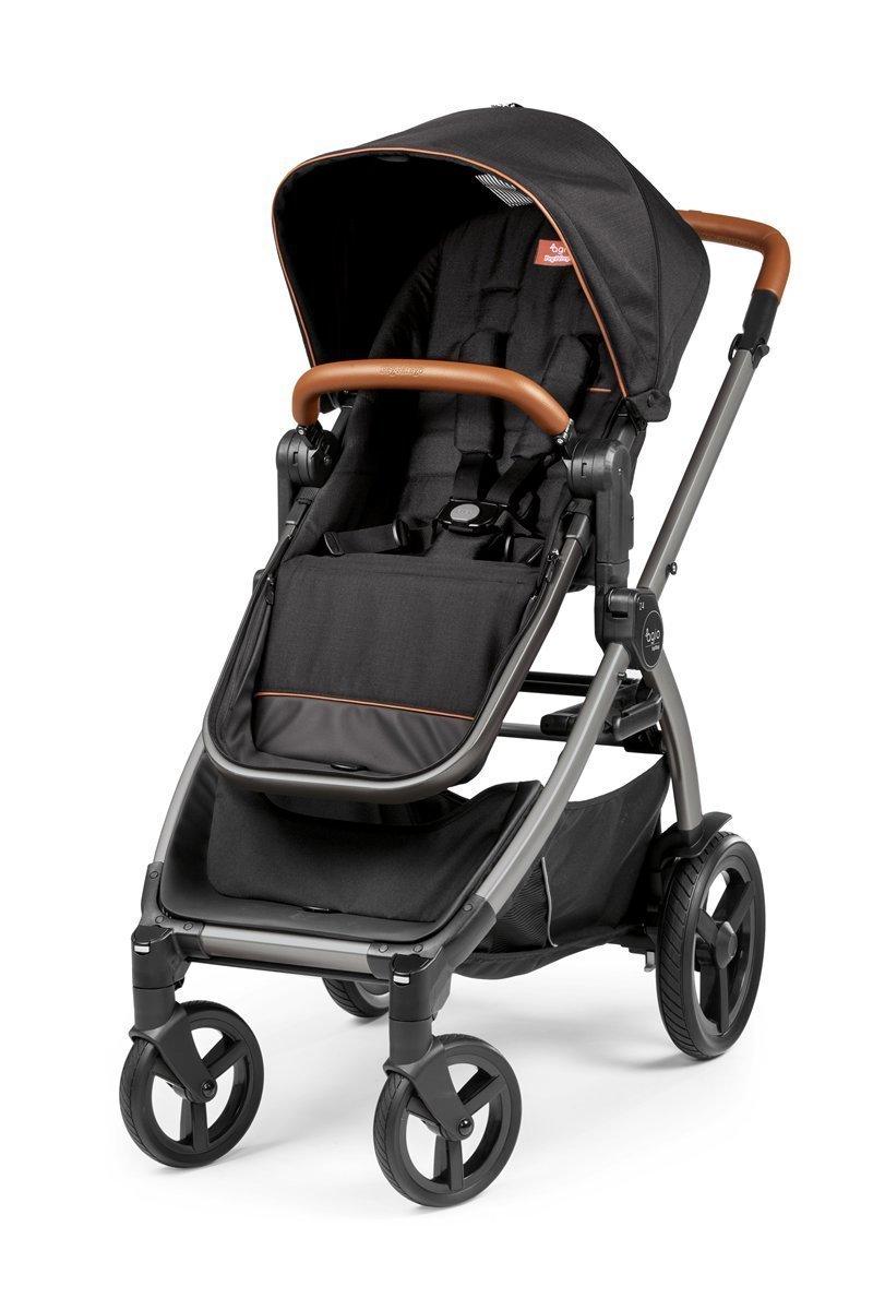 Peg Perego Agio Z4 Stroller - Black (2020)