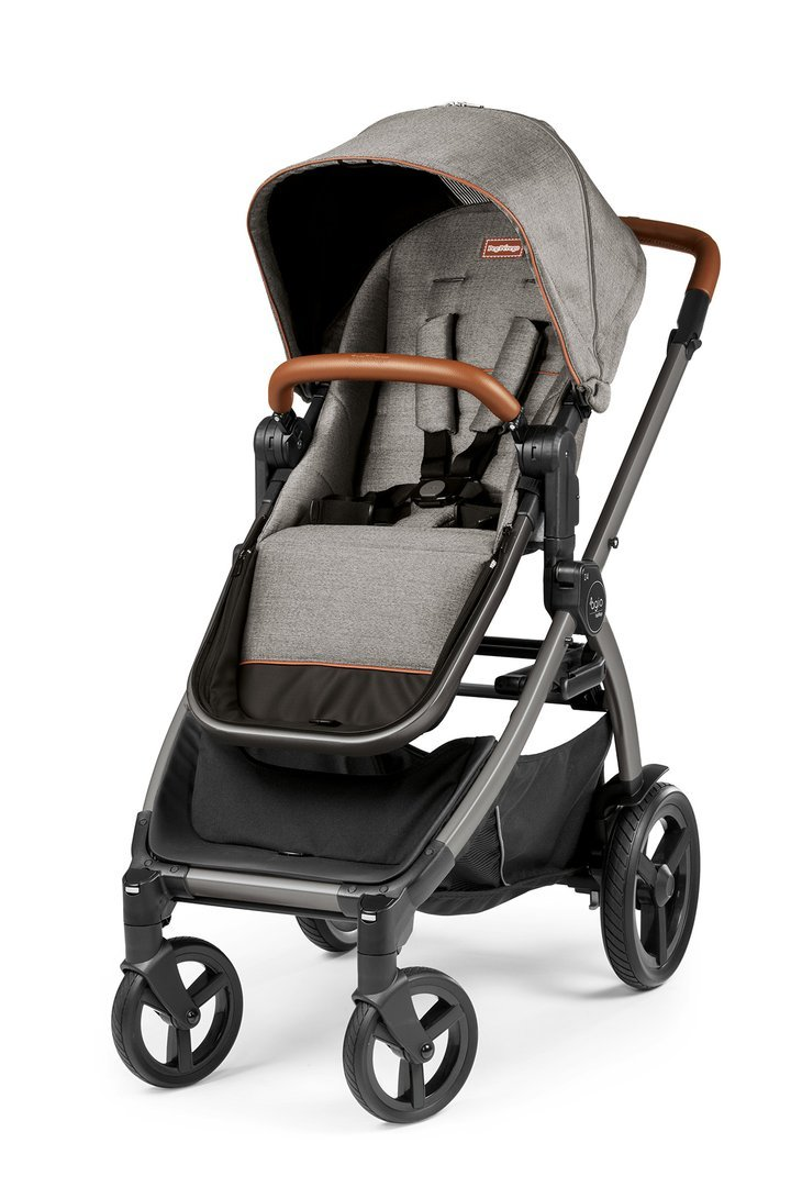 Peg Perego Agio Z4 Stroller - Grey
