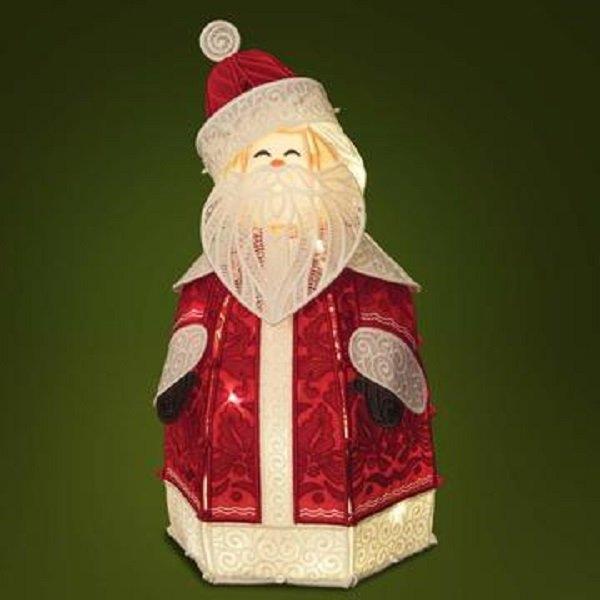 OESD Freestanding Santa Claus Machine Embroidery CD