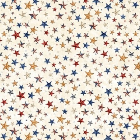 All American Stars - Cream