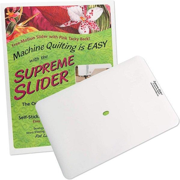 Supreme Free Motion Slider - 8 x 11